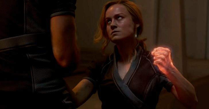 Capitã Marvel ganha novo trailer!