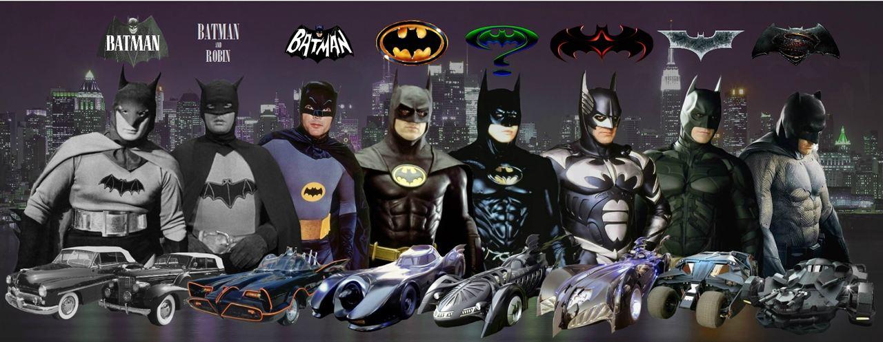 Batmóvel: a Evolução do veículo até os dias atuais