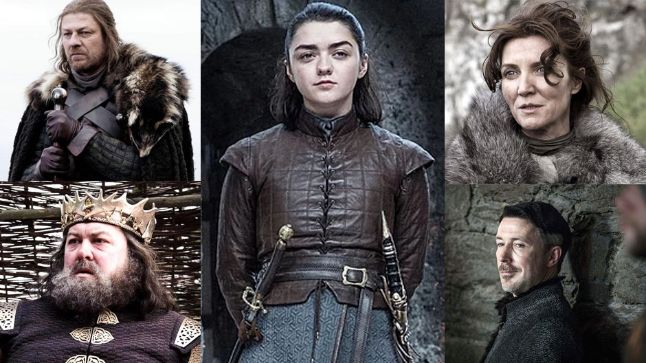 Game of thrones | a jornada da adaga de Arya