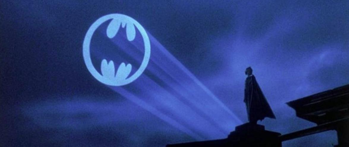 Bat-sinal na Avenida Paulista?