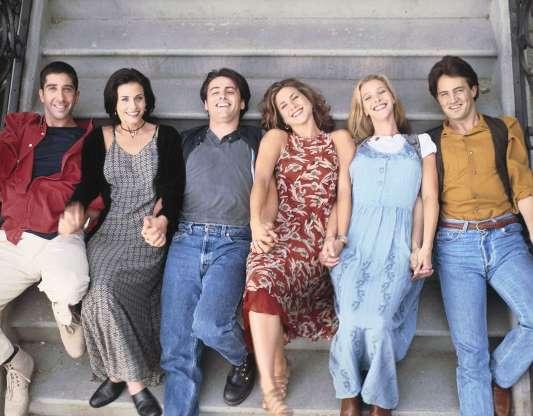 As teorias mais loucas sobre 'Friends'