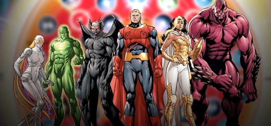 Como era a Liga da Justiça criada por Stan Lee