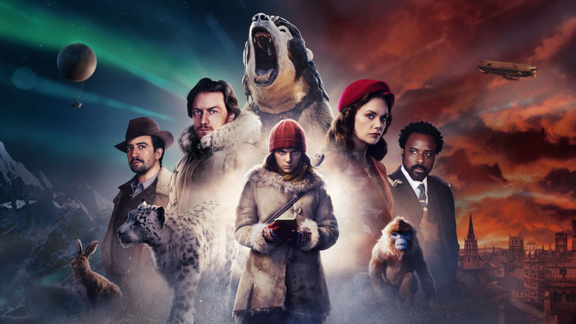 Crítica: His Dark Materials, série da HBO