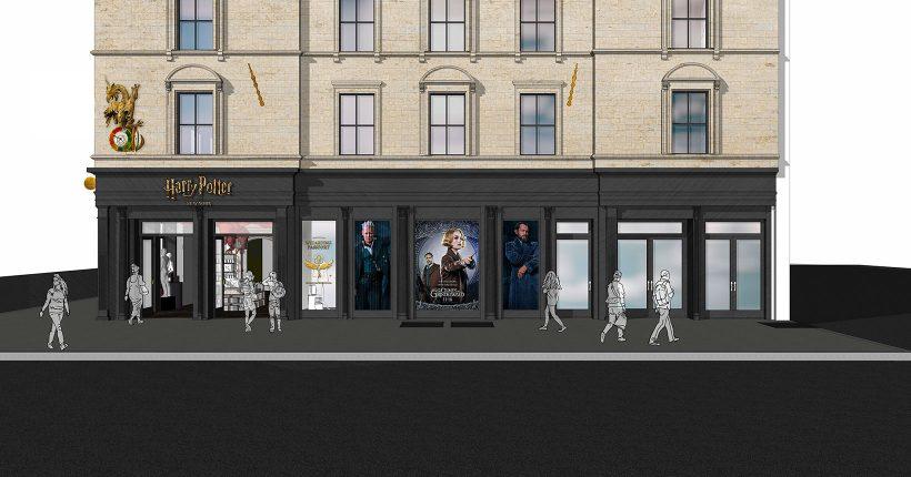 Harry Potter | Nova York terá a maior loja temática do mundo