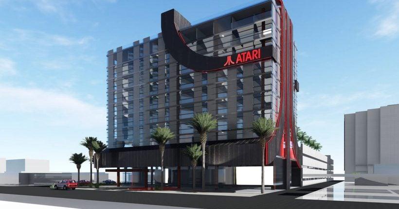 Atari vai construir hotéis temáticos de jogos