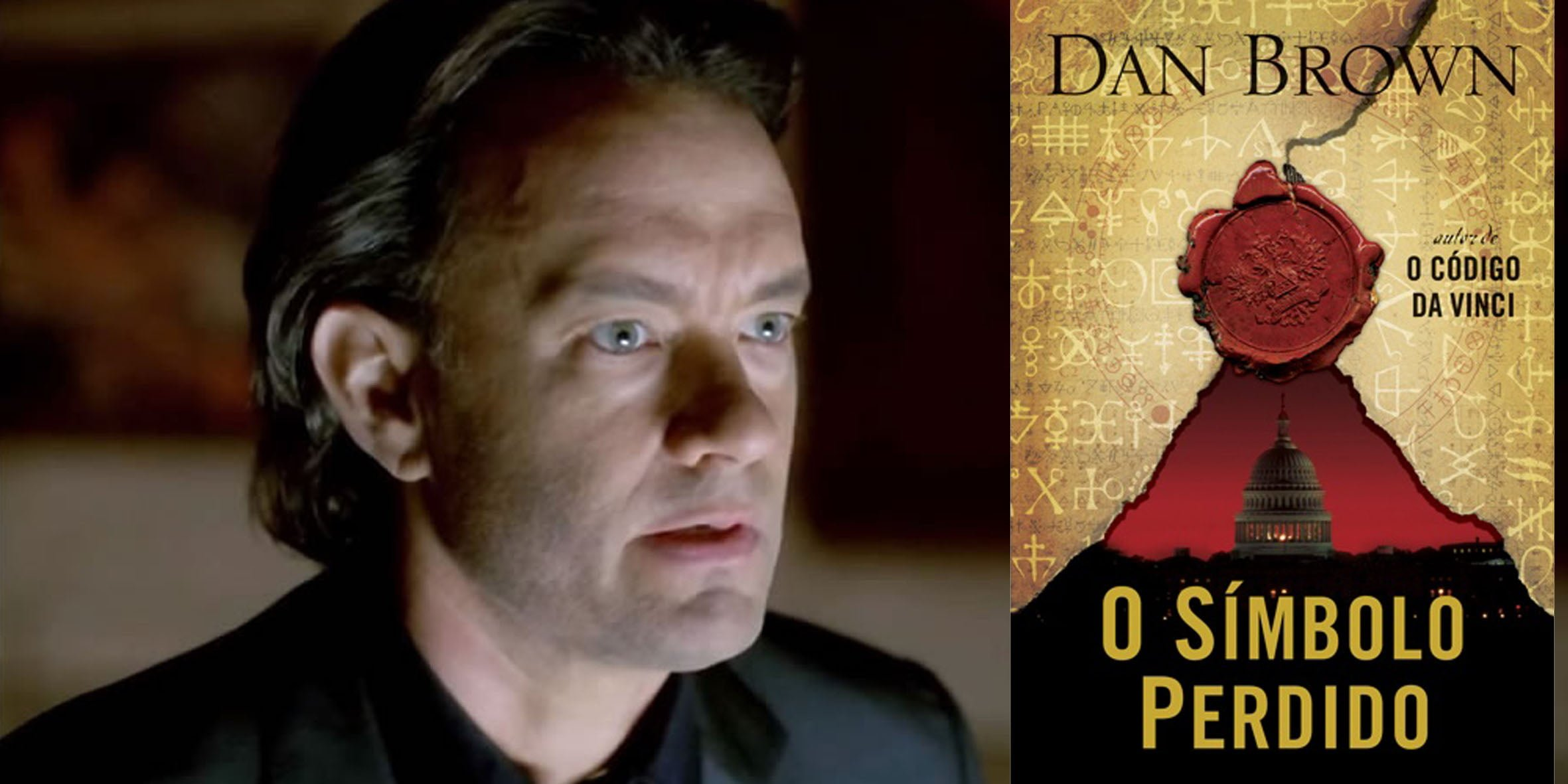 Símbolo Perdido – livro de Dan Brown vai virar série