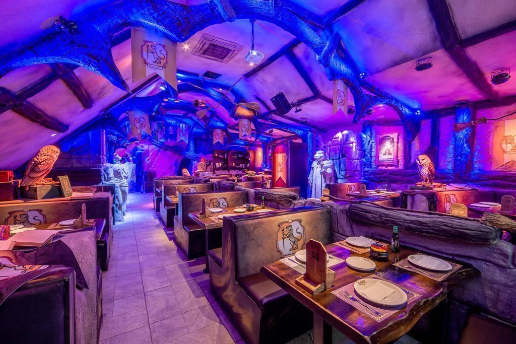 Harry Potter | Pizzaria temática vira atração em Gramado