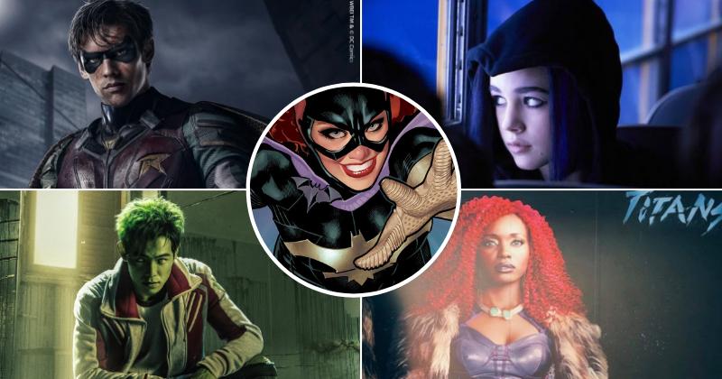 Titãs   Barbara Gordon, a Batgirl, confirmada na terceira temporada
