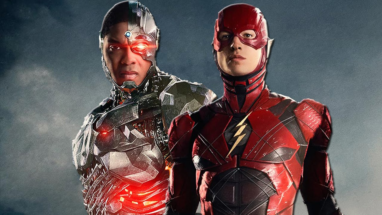 Ray Fisher publica denúncias contra o presidente da DC e diz estar fora de The Flash