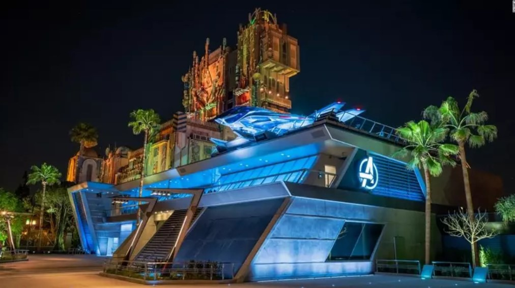 Conheça o Parque Temático dos Vingadores, nova atração da Marvel na Disney