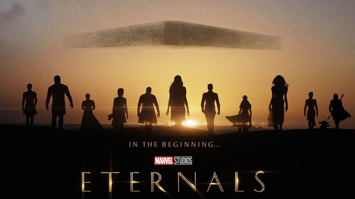 Eternos | Confira o primeiro trailer do novo grupo da Marvel