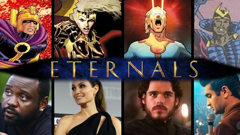 Os Eternos | Tudo sobre a nova Equipe de Heróis do MCU
